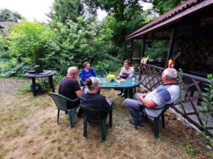 III Zjazd Rodu Przelaskowskich w Owczarni, 6 lipca 2019.